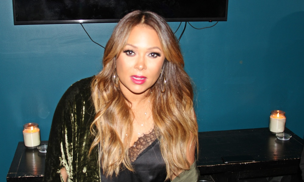 EXCLUSIVE: Tamia Talks New Single and Album, Longevity, Winning a Grammy, More