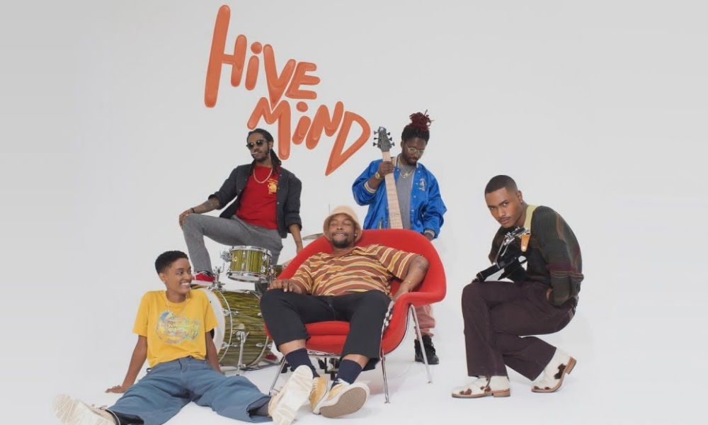 Funk/R&B Band THE INTERNET Wants You To 'Come Over'