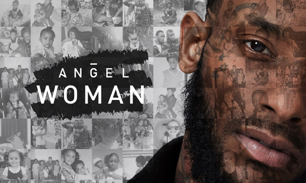 Angel-WOMAN-Album-Cover