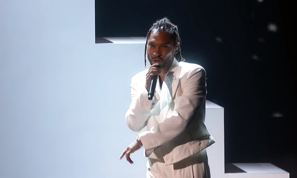 Miguel-2018-BET-Awards