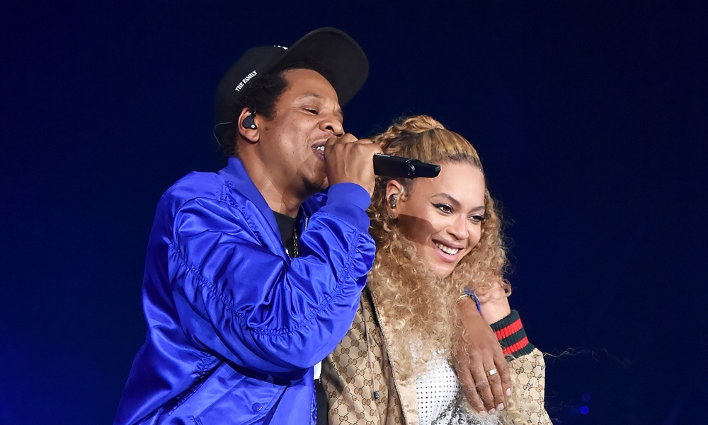 PHOTOS: Beyonce and Jay-Z Kick Off 'OTR ll Tour'