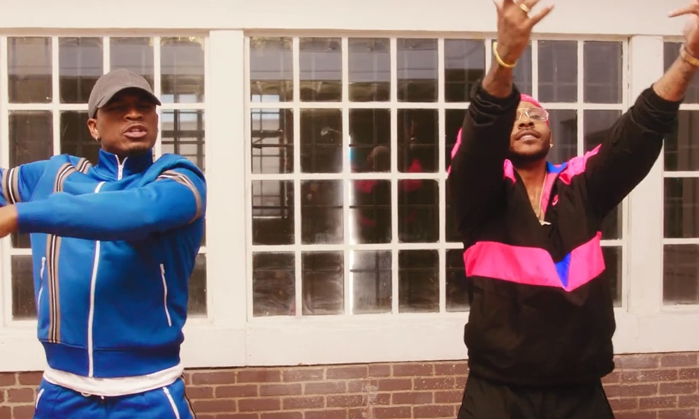 Eric Bellinger and Ne-Yo Are 'Dirty Dancing' Instructors in New Video