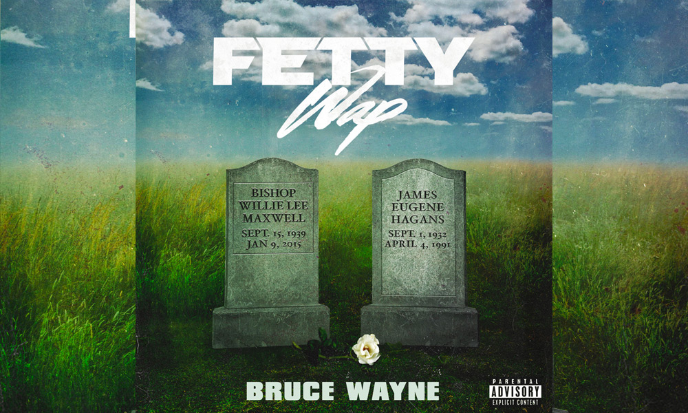 Fetty Wap Shares 'Bruce Wayne' Mixtape Artwork and Tracklist