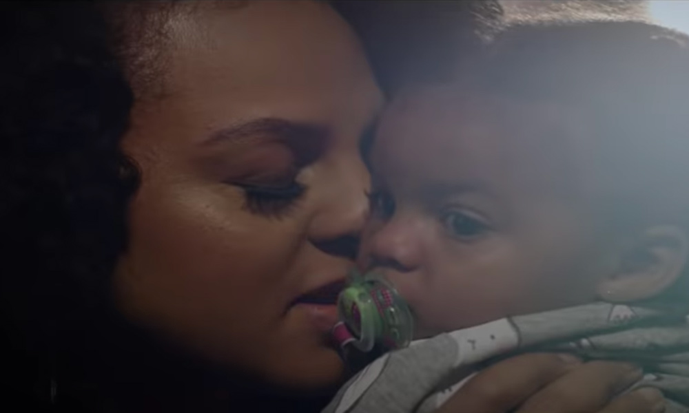 Marsha Ambrosius Drops Video For New Single, 'Old Times'