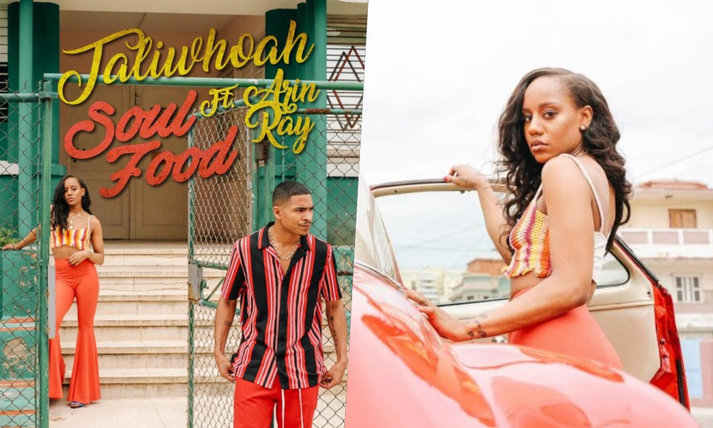 Taliwhoah & Arin Ray Explore Cuba In Spicy 'Soul Food' Video