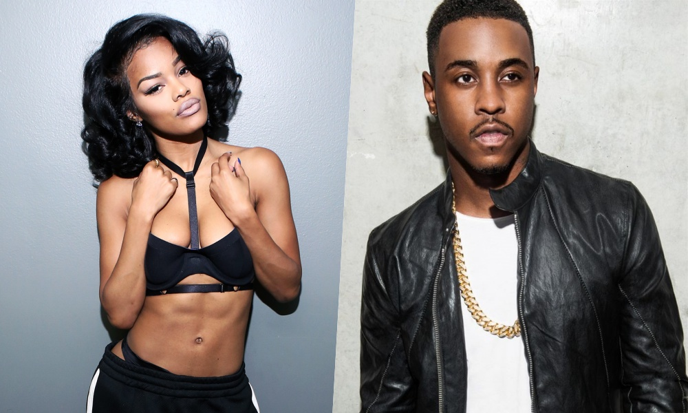 Teyana Taylor and Jeremih Team Up For Summer Tour (Dates)