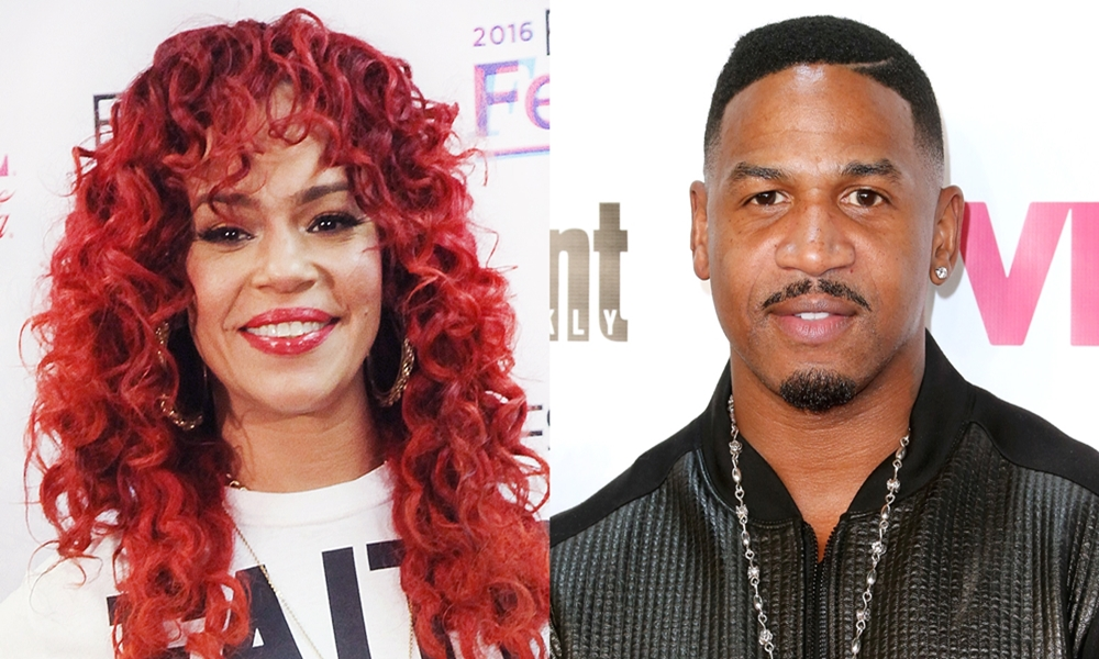 Faith-evans-stevie-J-wed