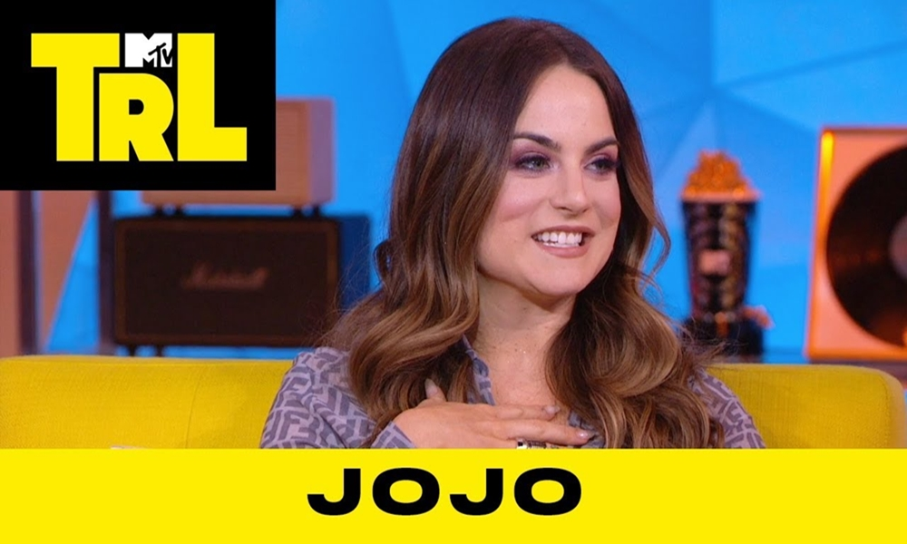 JoJo Teases Collaborations For New Album, Talks Mental Health and More on 'TRL'