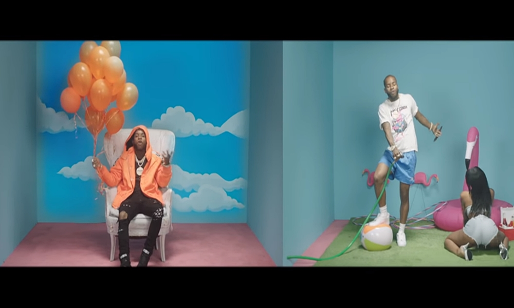 Tory Lanez & Rich The Kid Come Together For Eclectic 'Talk To Me' Video