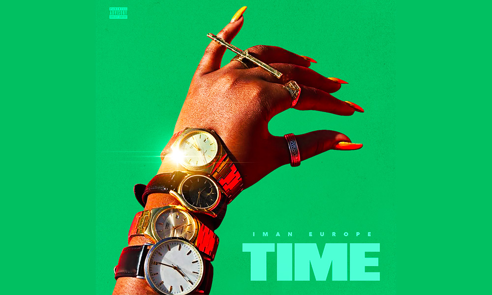 """Iman Europe Drops Off The Soulful """"Time"""""""