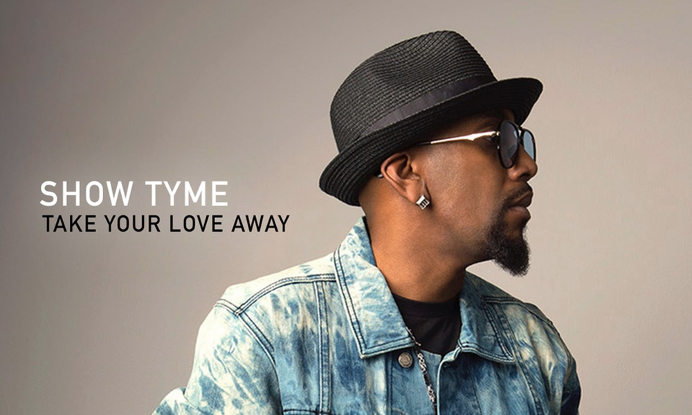 Show Tyme Channels Al Green Vibes On Soulful Gem, 'Take Your Love Away'
