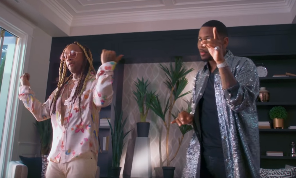 "Ty Dolla $ign Joins Fabolous In ""Ooh Yea"" Video"