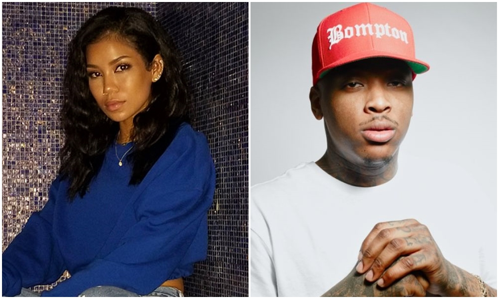 "Jhene Aiko Drops ""Never Call Me"" Remix Featuring YG"
