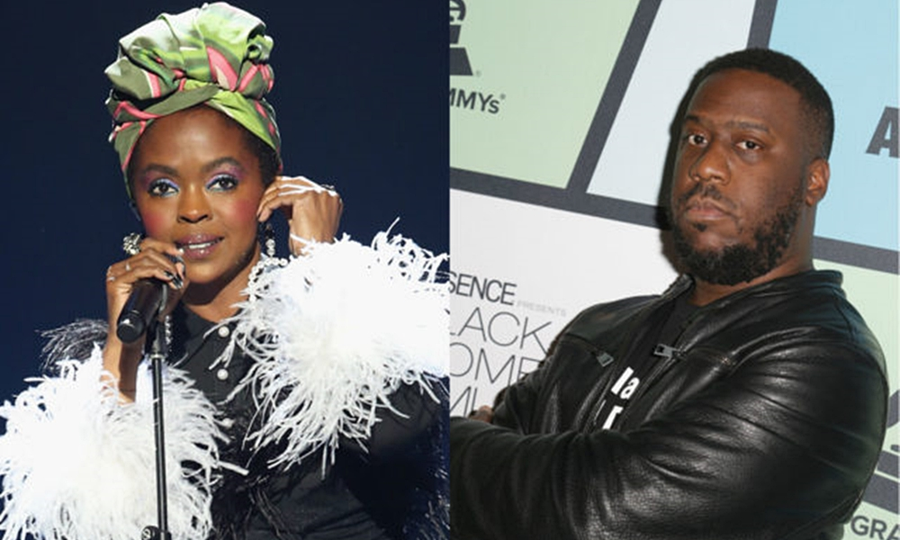 Lauryn Hill Responds To Robert Glasper's Music Theft Accusations