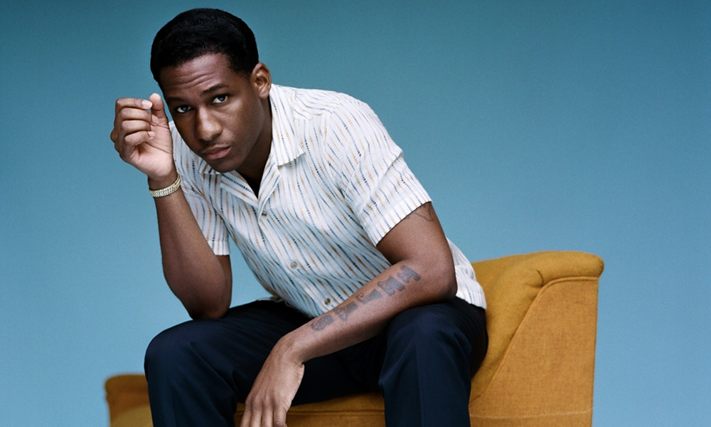 Leon Bridges Releases Acoustic & Vibe Versions of 'Beyond' + Readies Limited Edition Luxury Sunglasses
