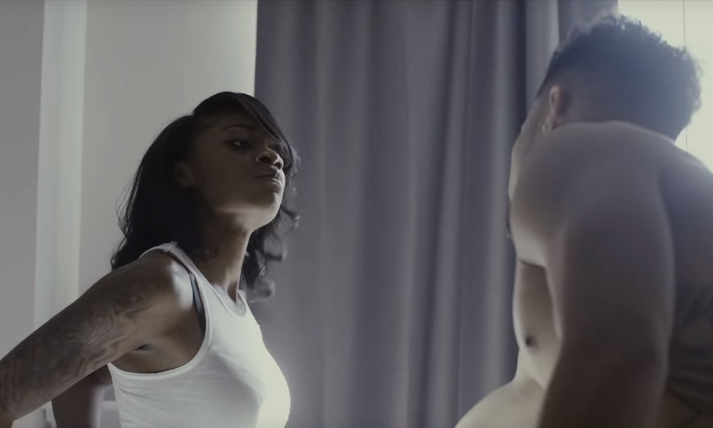 "Sonta Checks Her Man in ""Who Iz She"" Video"