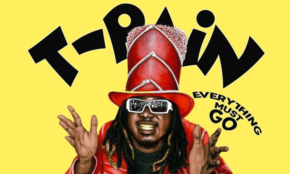 T-Pain Digs Into The Vault of Unreleased Music For 'Everything Must Go (Vol. 1)' EP