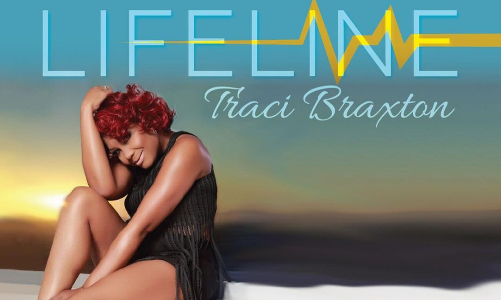 "Traci Braxton Sings About Her Man Being Her ""Lifeline"""