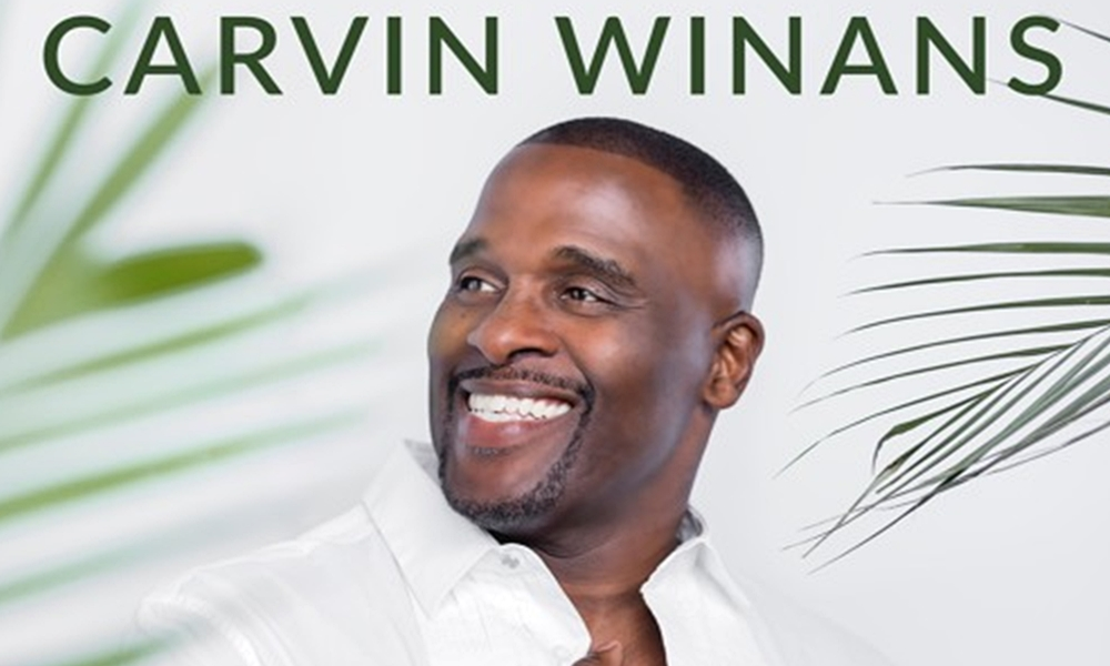 Carvin Winans – Once In A Lifetime