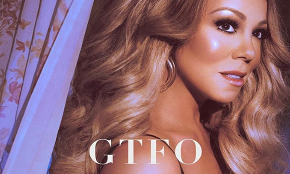 Mariah Carey Sends An Ex Packing In New Single 'GTFO'