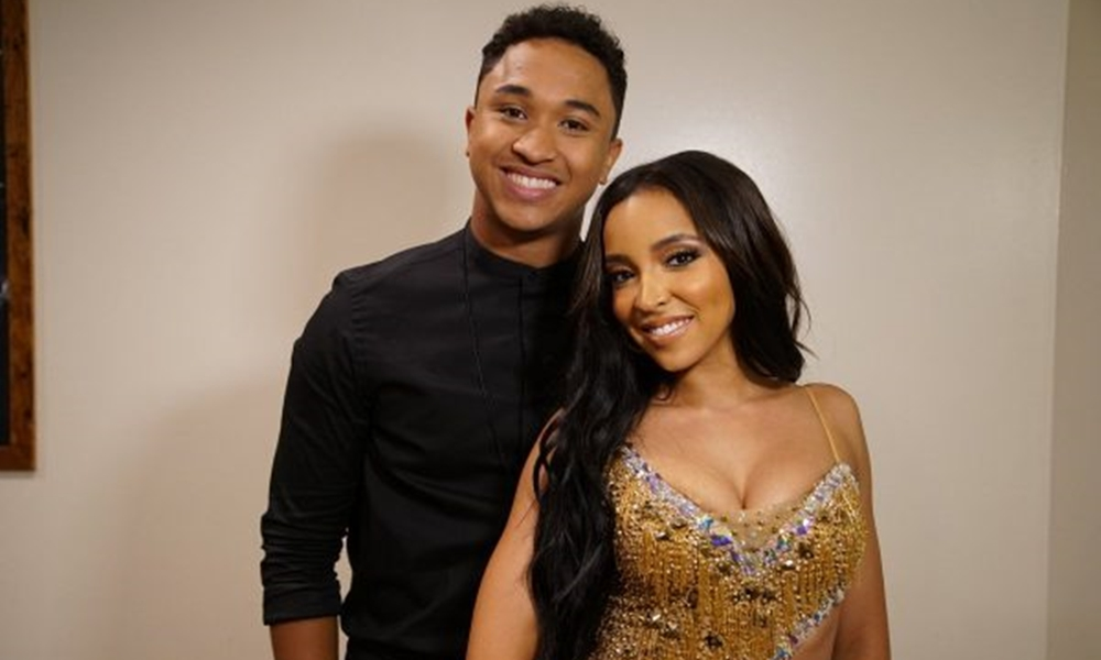 Tinashe To Vie For Mirror Ball On 'Dancing With The Stars'