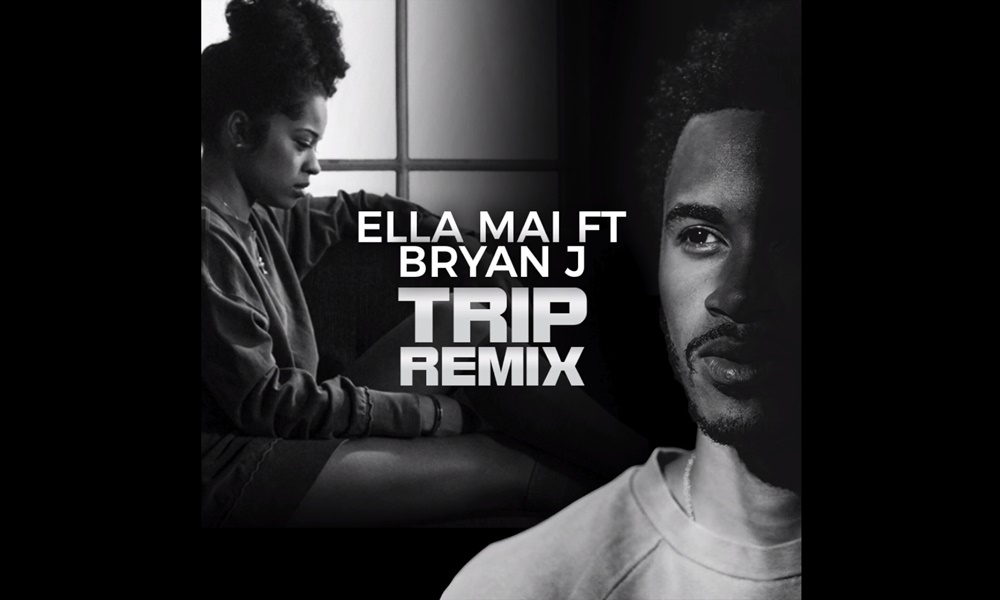 "Bryan J Adds His Flare to Ella Mai's ""Trip"""