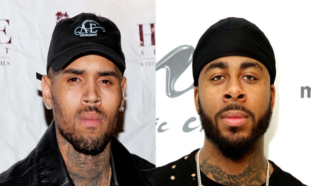 Chris Brown Links Up With Sage the Gemini For Stripper-Anthem 'Buss It'