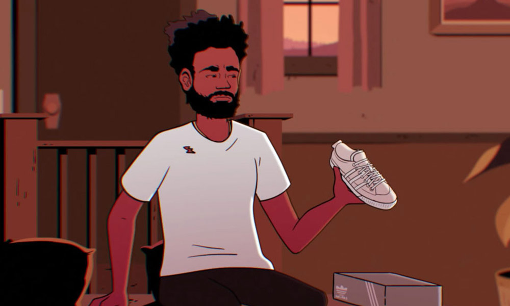 Donald Glover Wants His Royalties; Inks Deal With Adidas