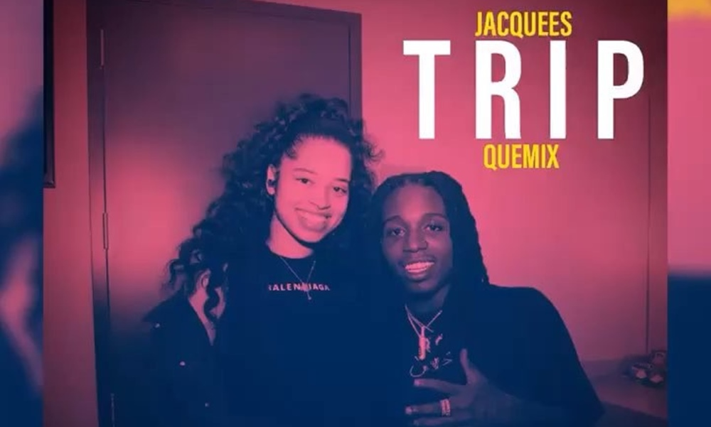 "Jacquees Adds His Flare to Ella Mai's ""Trip"""