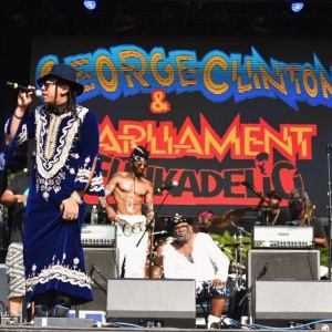 George Clinton & Parliament at ONE Musicfest 2018