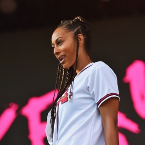 Keri Hilson at ONE Musicfest 2018