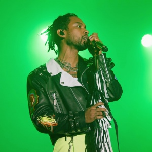 Miguel at ONE Musicfest 2018