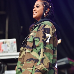 Rapsody at ONE Musicfest 2018