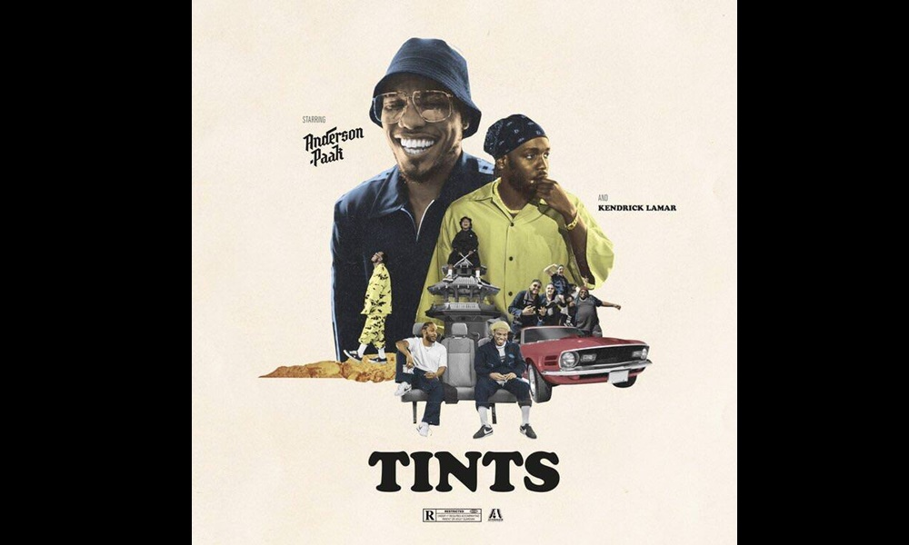 "Anderson .Paak – ""Tints"" Feat. Kendrick Lamar"