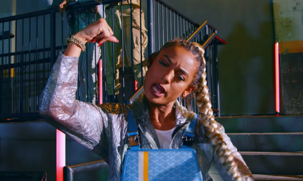 DaniLeigh Gives Us Some Sexy Moves in 'Lil Bebe' Video