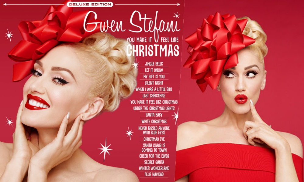 Gwen Stefani Returns With 'You Make It Feel Like Christmas' Deluxe Edition (Stream)