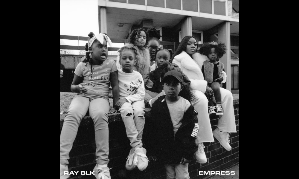 Ray BLK Releases New 'Empress EP'