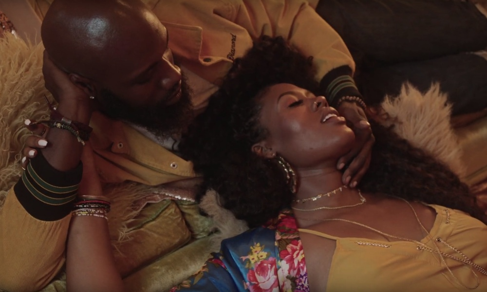 "Get You Some! Iman Europe's ""Blessing"" Makes Black Love Feel So Good"