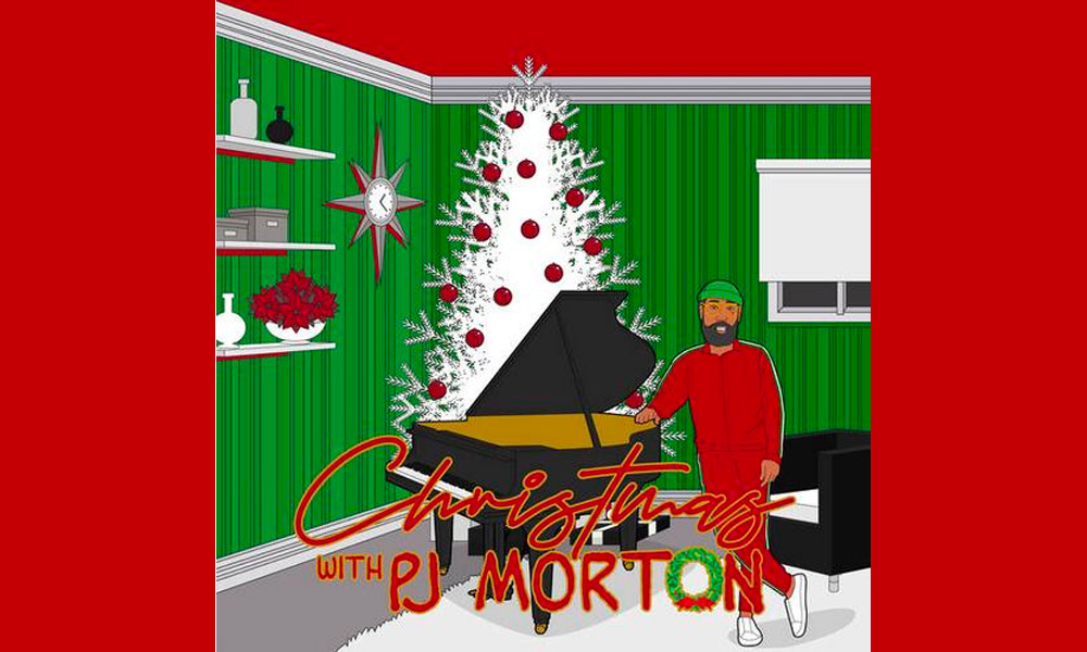 VIdeo: PJ Morton – All I Want For Christmas is You Ft. Stokley