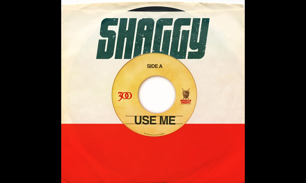 "Shaggy Tells His Lady to ""Use Me"""