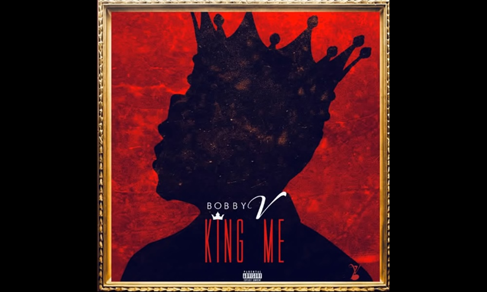 Bobby V Says 'King Me'