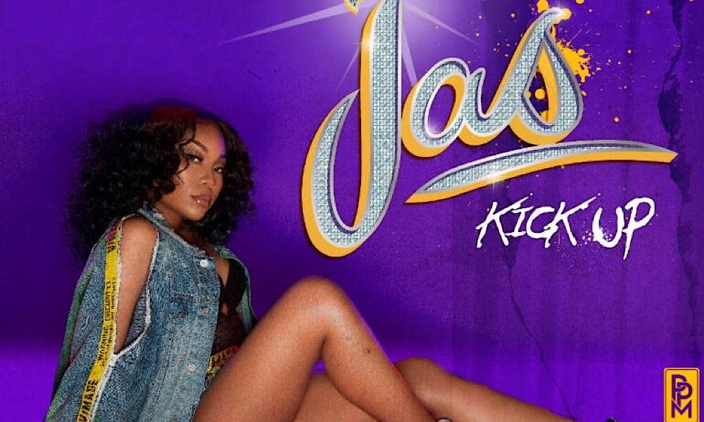 ATL Newcomer Jas Release Debut Single 'Kick Up'