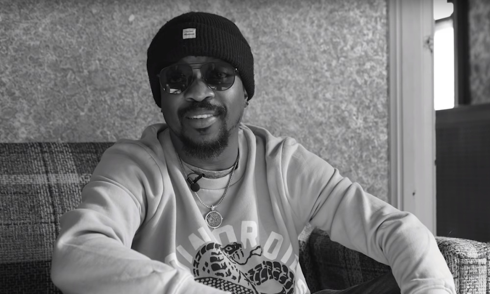 "Anthony Hamilton Lends His Soulful Voice to Omari Hardwick's Poetic Single, ""hOme"""