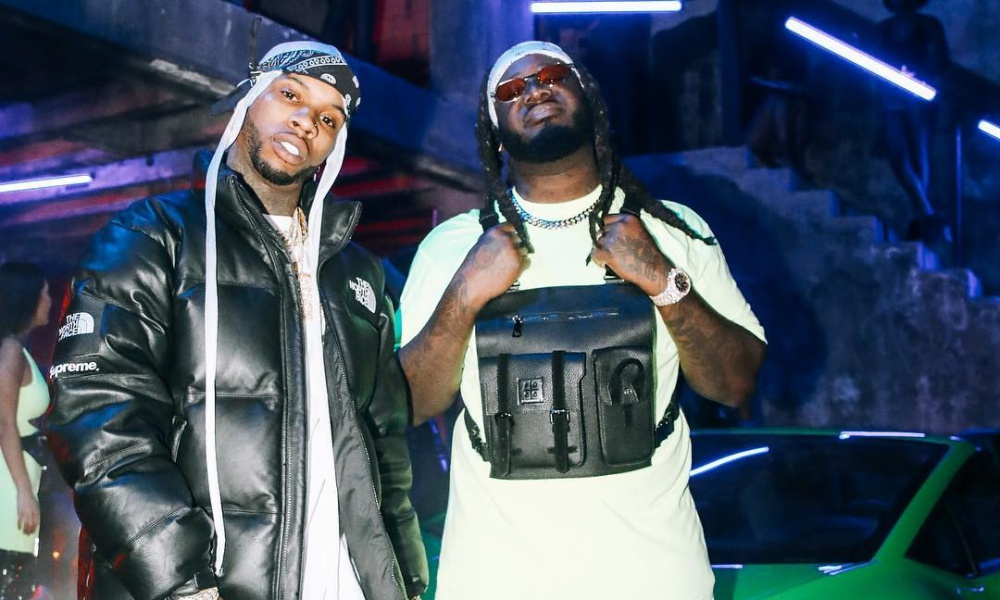 T-Pain & Tory Lanez Recreate Cash Money Glory in New Video, 'Get'cha Roll On'