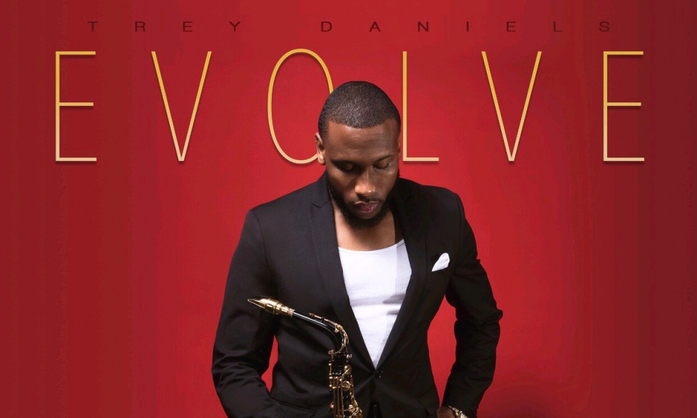 EXCLUSIVE: Saxophonist Trey Daniels Talks New Album, Touring With Anita Baker, Atlanta Transition, More