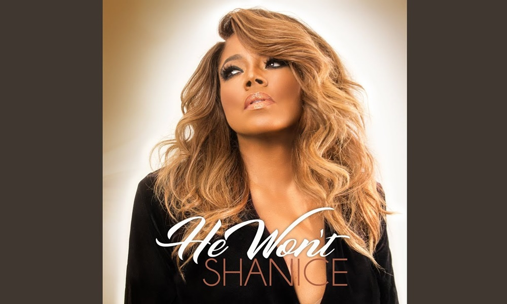Shanice Makes Comeback With New Single 'He Won't'