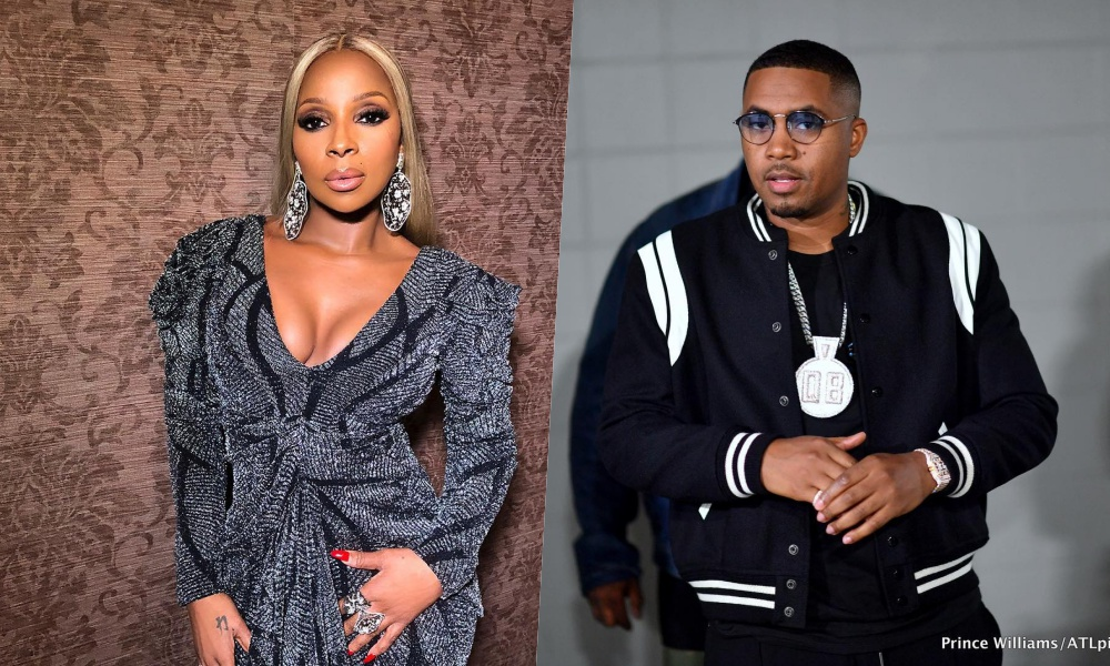 Mary J. Blige and Nas Join Forces For Co-Headlining North American Tour