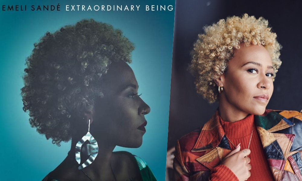 emeli sande extraordinary being artwork