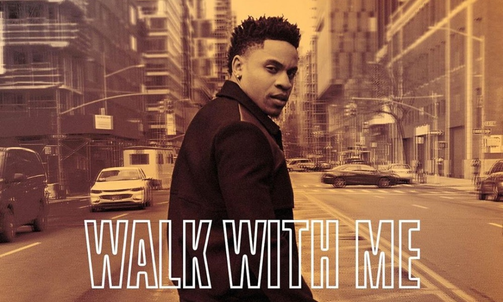 Rotimi Drops New EP, 'Walk With Me'