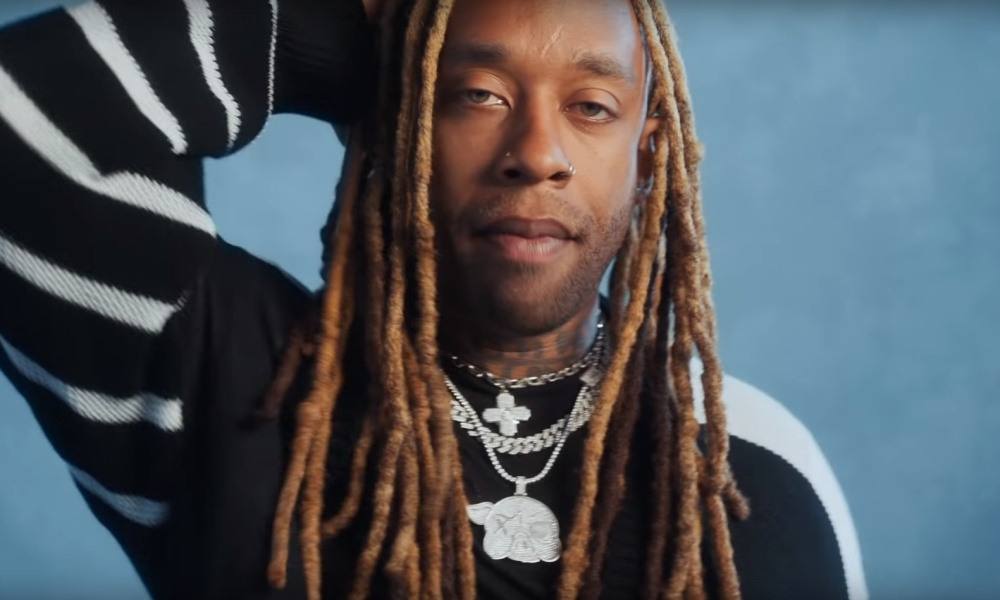 Ty Dolla $ign - Purple Emoji feat. J. Cole Video